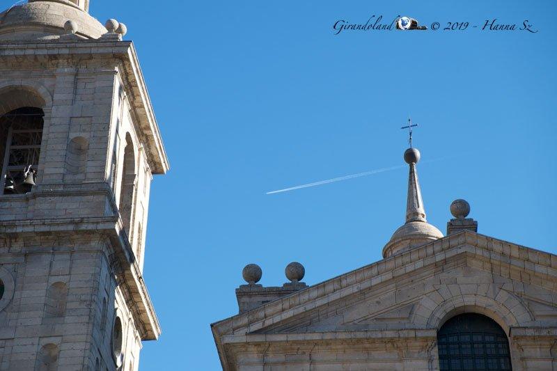 El Escorial - Basilica