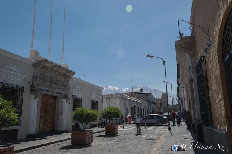 Via di Arequipa