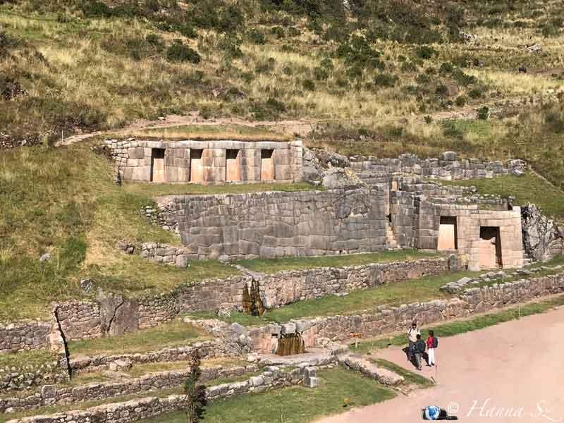 Tombomachay - Bagni dell'Inka