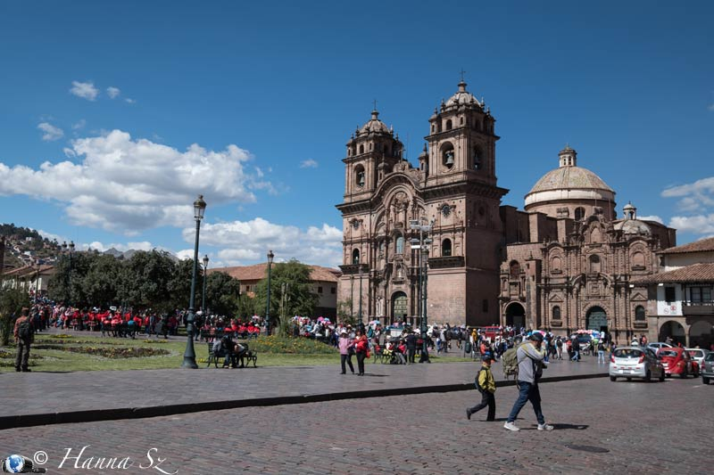 Cosa vedere a Cuzco? - Plaza de Armas - Cuzco