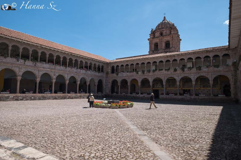 Cosa vedere a Cuzco? - Monastero de Santo Domingo