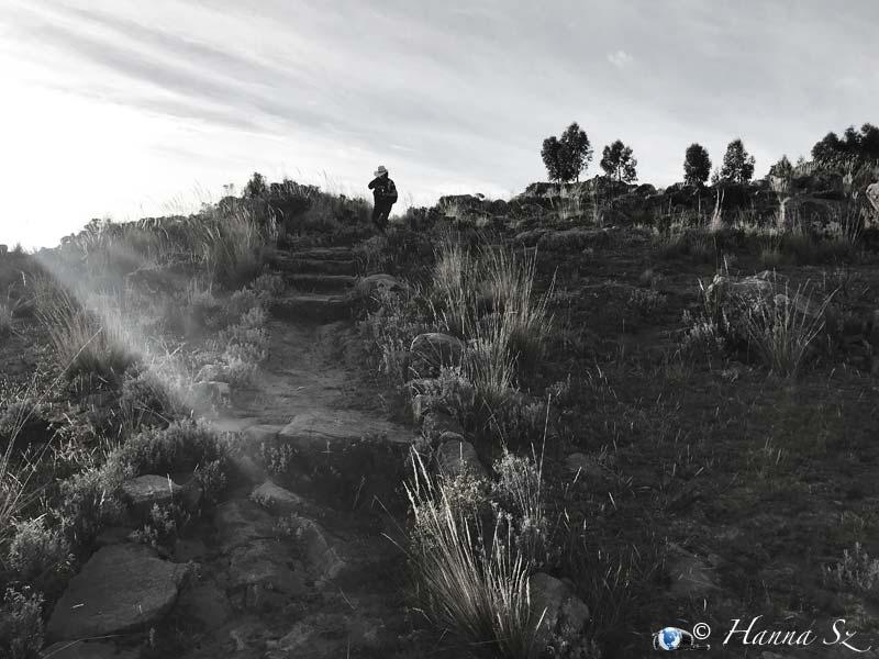 passeggiata a Taquile