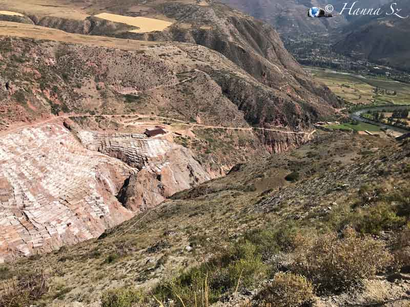 Salinas de Maras - valle sacra inka