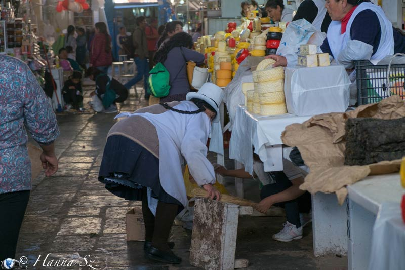 Cosa vedere a Cuzco? - Mercato San Pietro - Cuzco