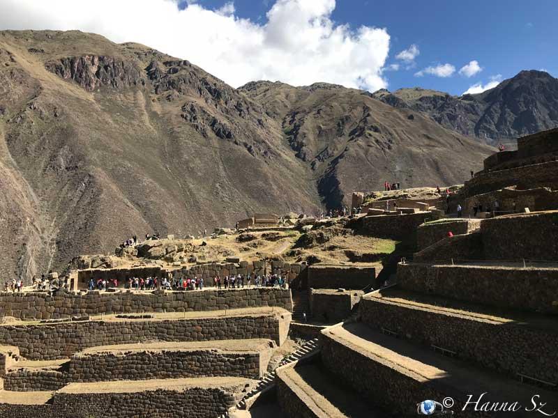 Valle Sacra degli Inkas - Resti di Ollantaytambo
