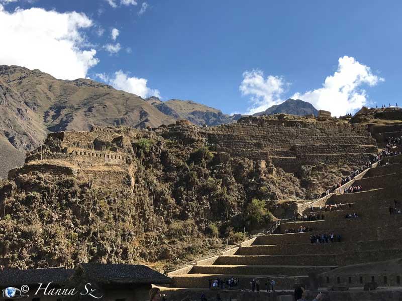 Valle Sagrado de los Inkas - sitio arqueológico