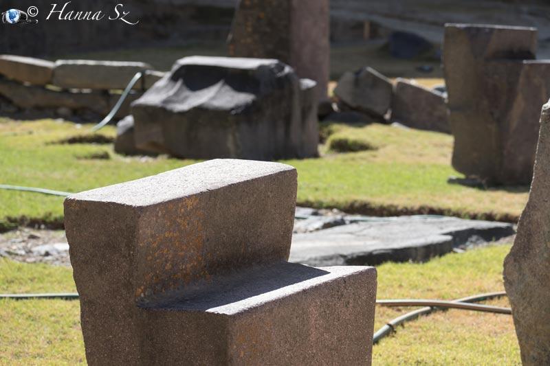 Valle Sagrado de los Inkas - piedra trabajada
