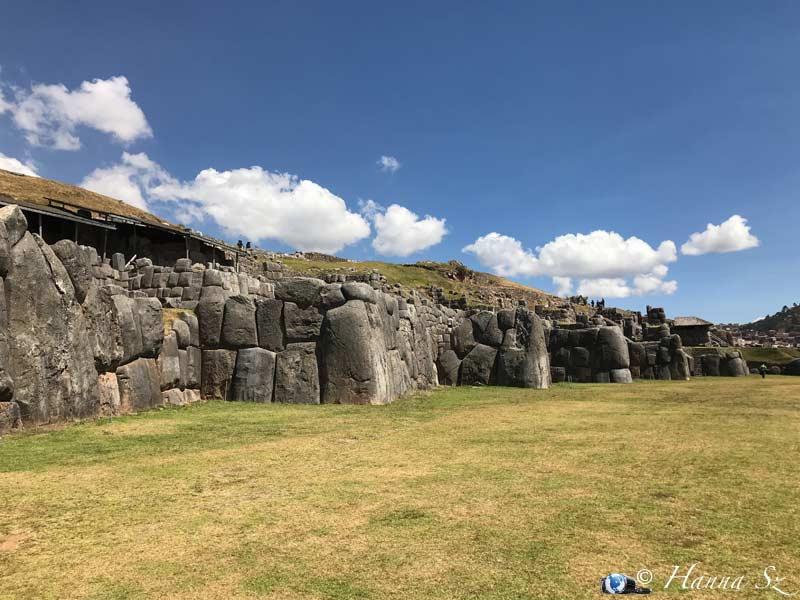Sacsayhuaman - Fortezza