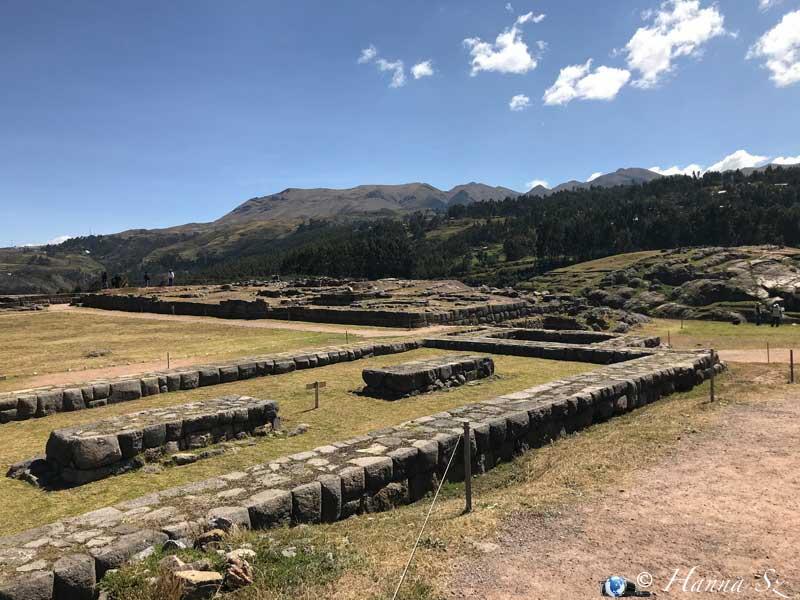 Sacsayhuaman - Divisione dell'universo