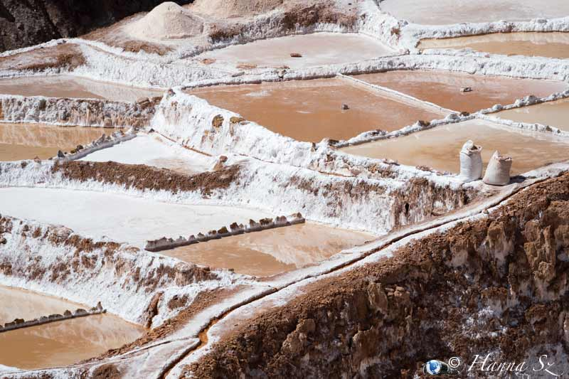 Salinas de Maras - piscinas de sal
