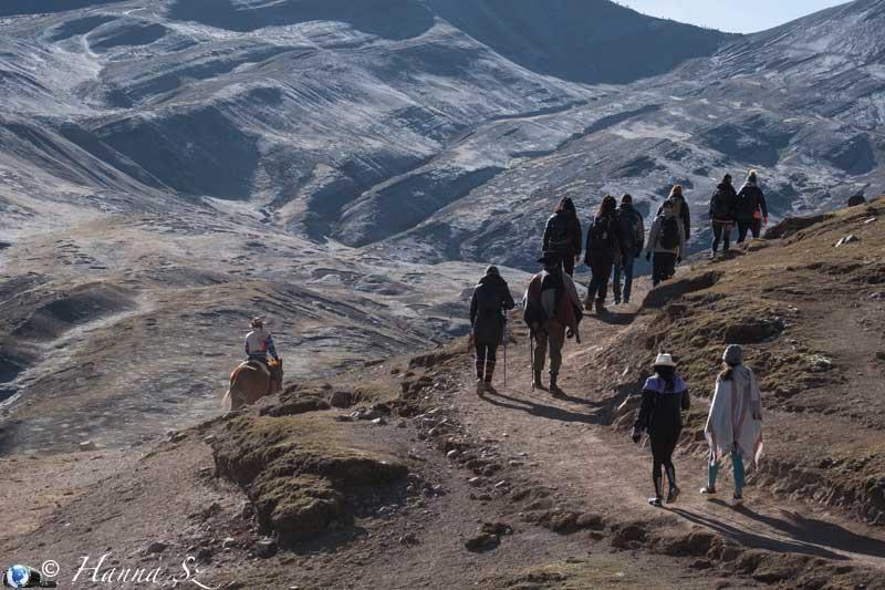 Vinicunca le Montagne arcobaleno - Camminata a 5000 metri