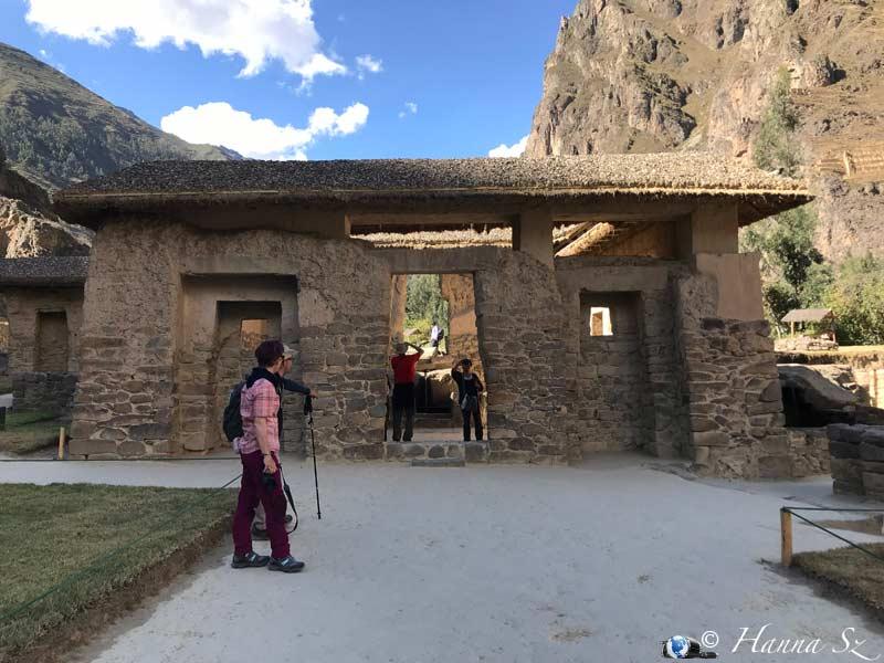 Valle Sagrado de los Inkas - Ollantaytambo